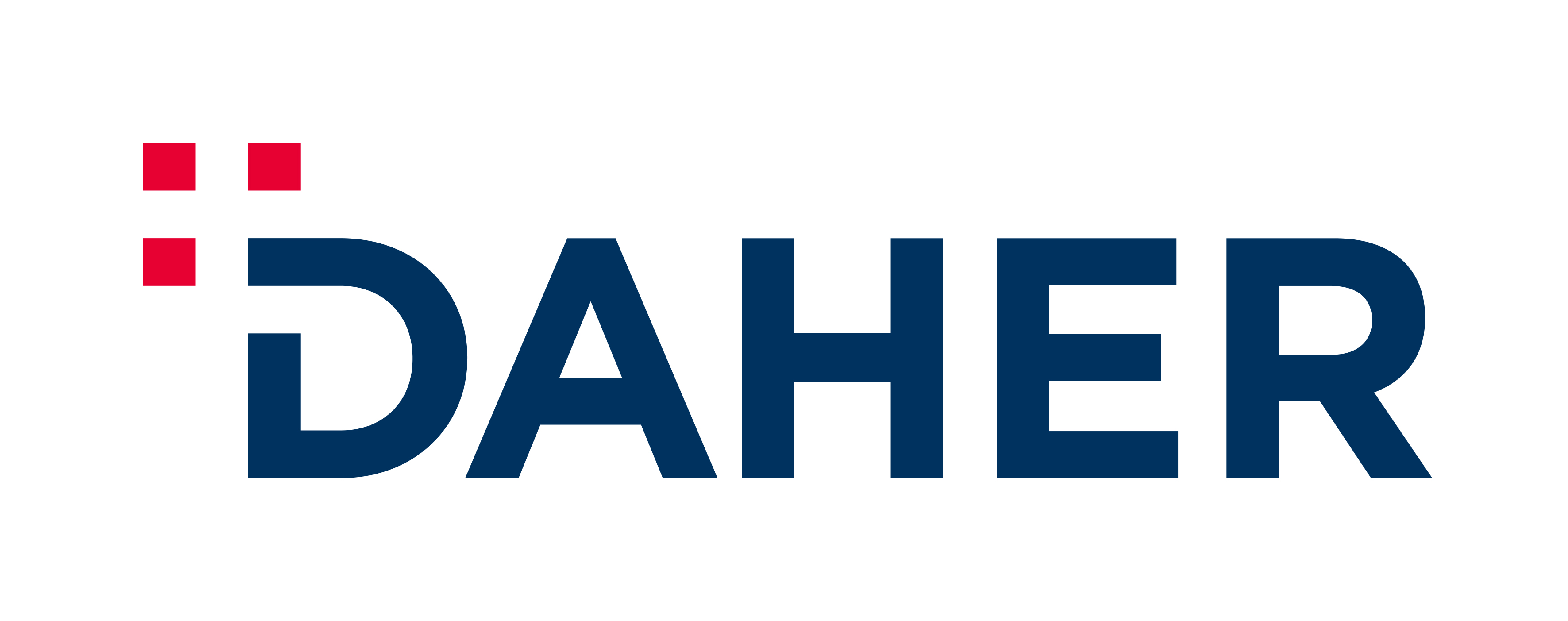 logo groupe Daher version 2015